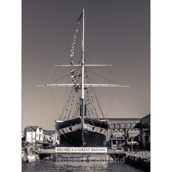 Brunel's SS Great Britain 1